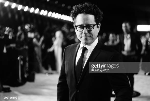 JJ Abrams attends the 2020 Vanity Fair Oscar Party hosted by Radhika Jones at Wallis Annenberg Center for the Performing Arts on February 09 2020 in...