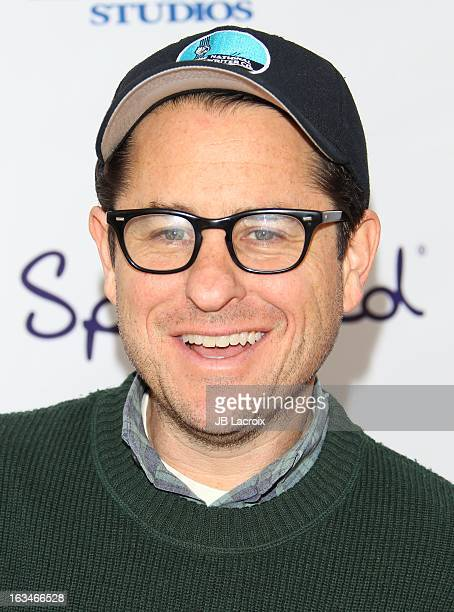 J Abrams attends the 4th Annual Milk Bookies Story Time Celebration at Skirball Cultural Center on March 10 2013 in Los Angeles California