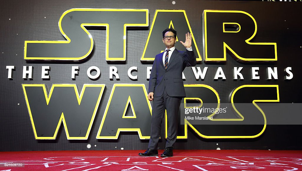 """Star Wars: The Force Awakens"" - European Film Premiere - Red Carpet Arrivals : News Photo"