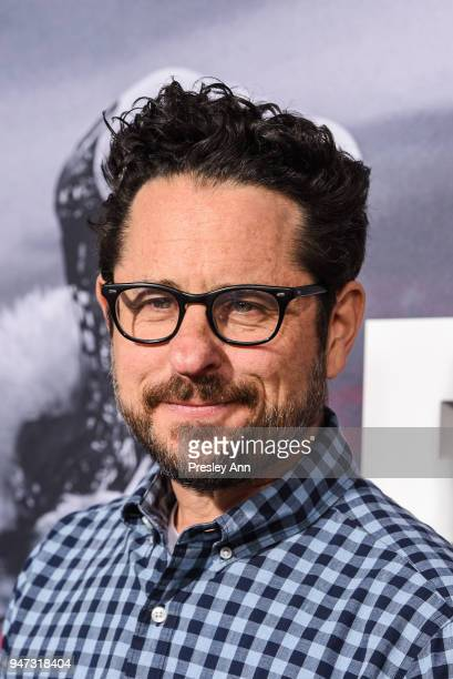 J Abrams attends Westworld Season 2 Los Angeles Premiere on April 16 2018 in Los Angeles California