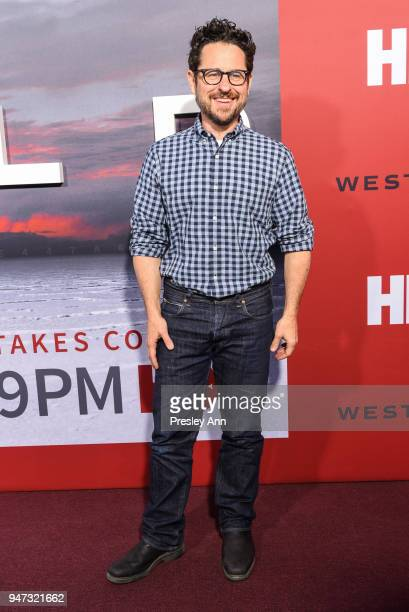 J Abrams attends 'Westworld' Season 2 Los Angeles Premiere on April 16 2018 in Los Angeles California