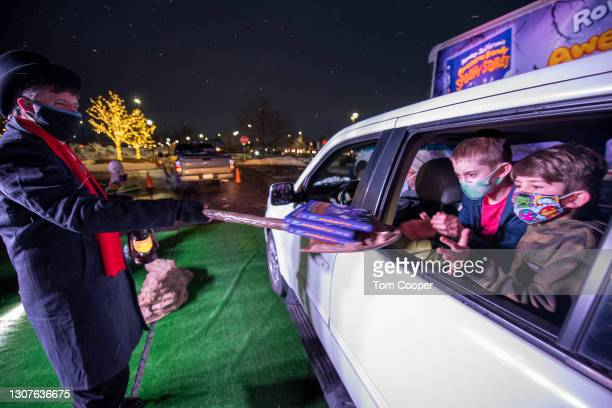 Abrams Books launches Rowley's Spooky Drive-Thru Tour for the newest book by Jeff Kinney: Rowley Jefferson's Awesome Friendly Spooky Stories. Fans...