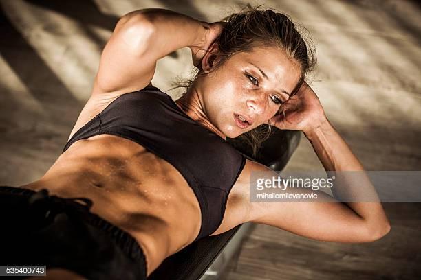Abs exercício físico