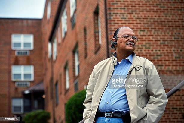 Absalom Jordan a native Washingtonian a resident of the Southern Hills apartment complex since 1995 and the ANC commissioner of the area sits in...