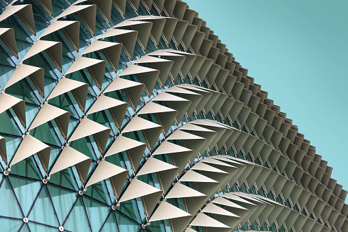 Abstract architectural pattern 533437662