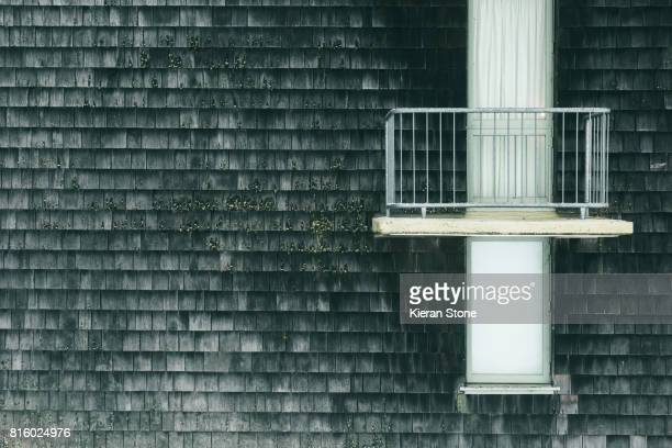 Abstract Architecture - Small balcony