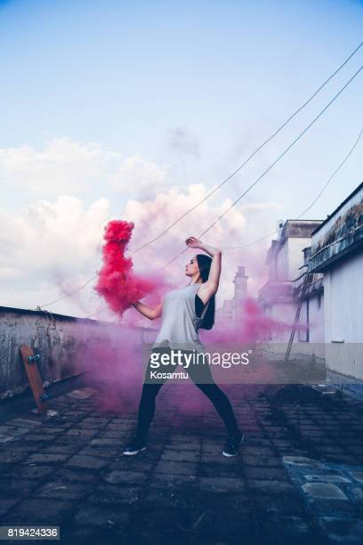 abstract art and modern dancing - vertical stock pictures, royalty-free photos & images