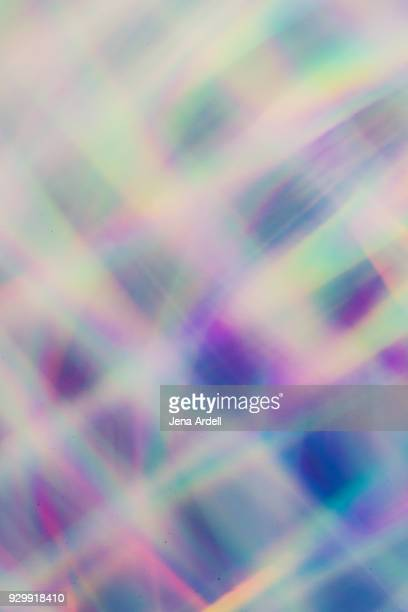 Abstract Background Colorful Lines Neon Colors
