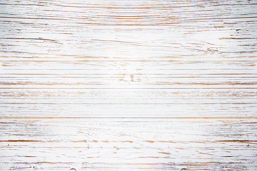 Abstract background from old wooden plank with white painted as vintage and retro style. Picture for add text message. Backdrop for design art work. - gettyimageskorea