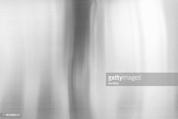 abstract background from shiny aluminium plate surface. - stahl stock-fotos und bilder