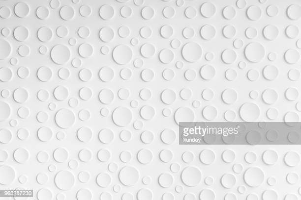 abstract background from water drop shape, circle pattern decorated on wall. picture for add text message. backdrop for design art work. - circle pattern stock pictures, royalty-free photos & images
