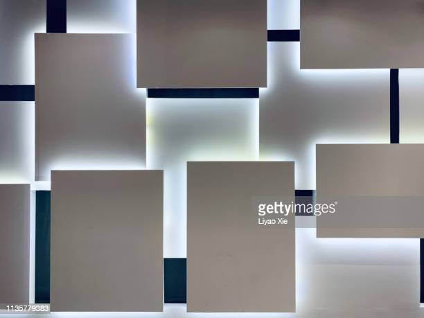 abstract background - rectangle stock pictures, royalty-free photos & images