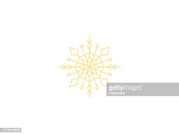 abstract background. snowflake pattern - celebration stock pictures, royalty-free photos & images