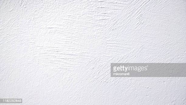abstract background texture concrete or plaster hand made wall - imperfection stock pictures, royalty-free photos & images