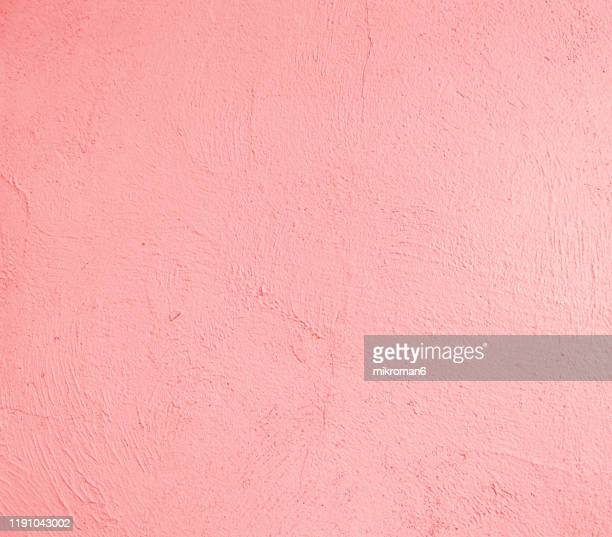 abstract background texture concrete or plaster hand made wall - 化粧しっくい ストックフォトと画像
