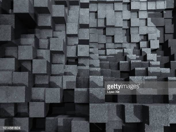 abstract blocks - repetition stock pictures, royalty-free photos & images