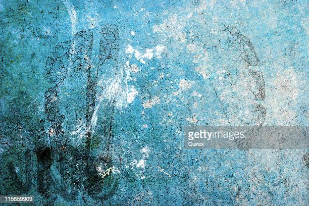 Abstract blue and black grunge backgrounds
