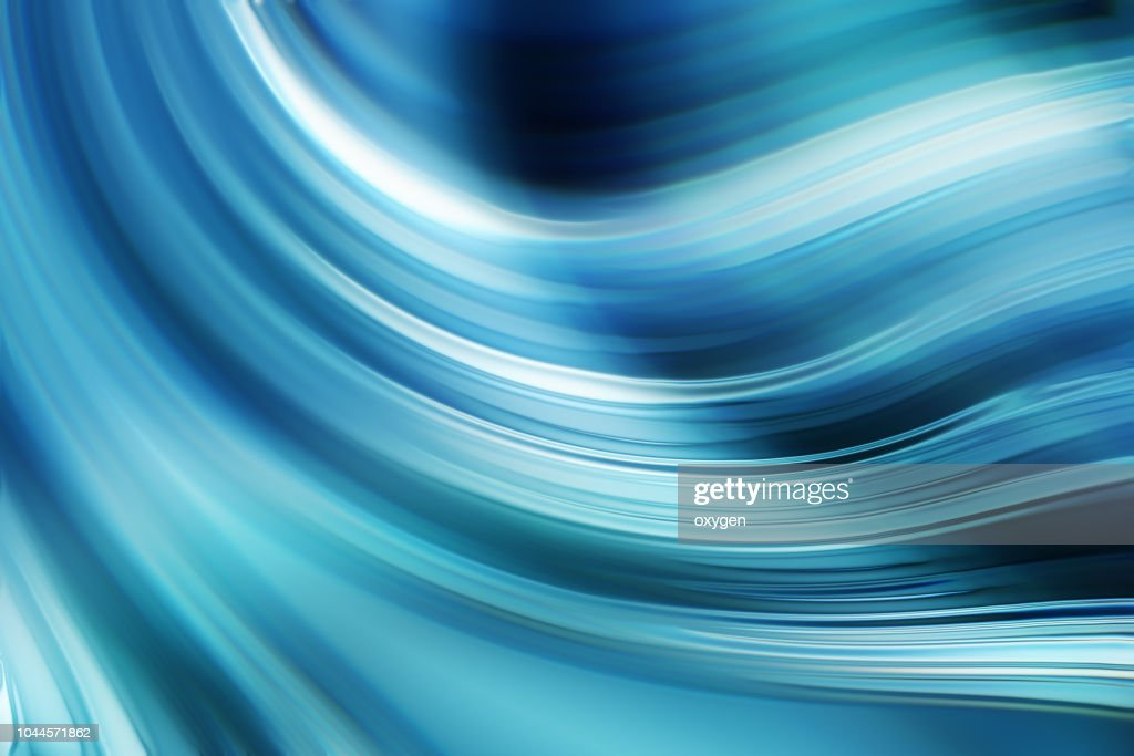 Abstract blue background : Stock Photo
