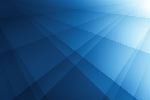 abstract blue background with lines. illustration technology design 1135911226