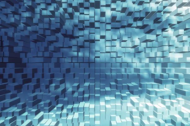 Canvas Prints of Pixelated Art - GalleryDirect com