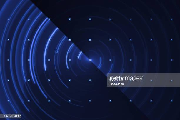 abstract blue template - electrical box stock pictures, royalty-free photos & images