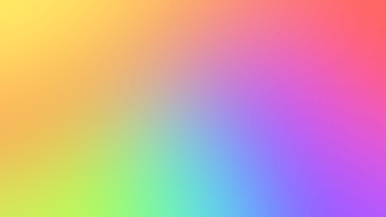 Abstract blurred gradient background in bright colors. Colorful smooth illustration 1071588902