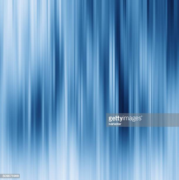 Abstract Blurred Motion Modern Background Lined Blue