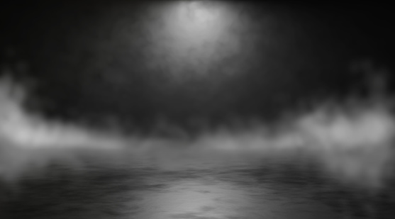 Abstract blurry background with smoke. 3d render 1169375665