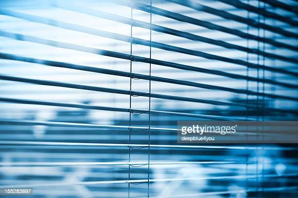 Abstract business window