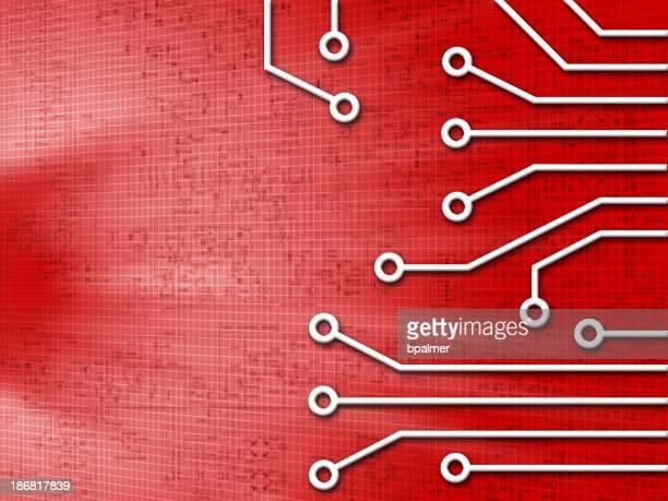 抽象回路基板