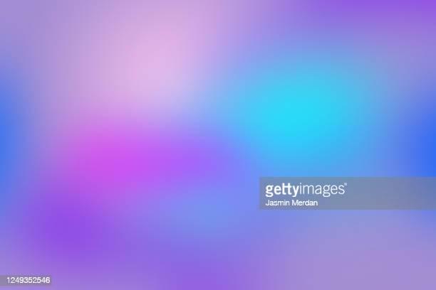 abstract colorful gradient - imagem a cores imagens e fotografias de stock