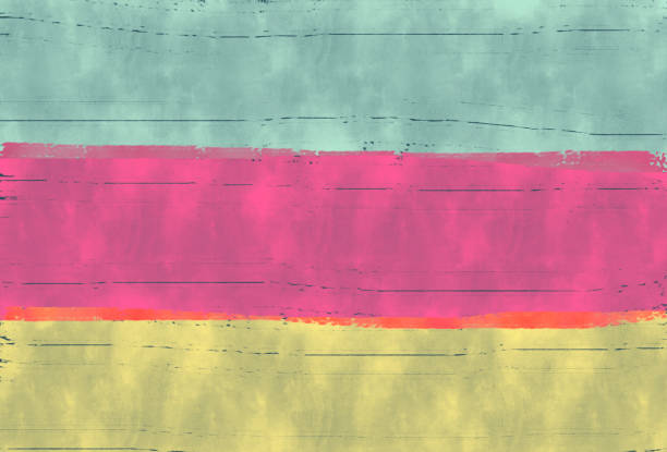 Abstract colorful lines urban background