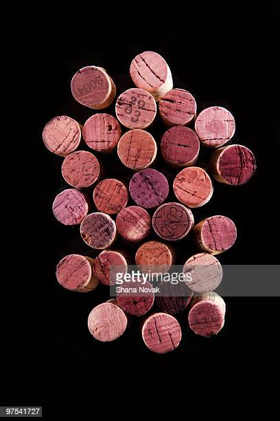 Abstract Corks