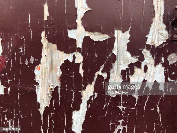 Abstract cracked background
