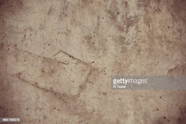 abstract dark grunge concrete texture for background - dust dark stock photos and pictures