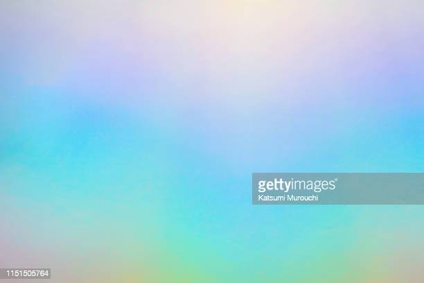 abstract defocus gradient hologram background - luminosity stock pictures, royalty-free photos & images