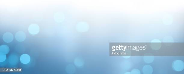 abstract delicate blue defocused background - lightweight stock pictures, royalty-free photos & images