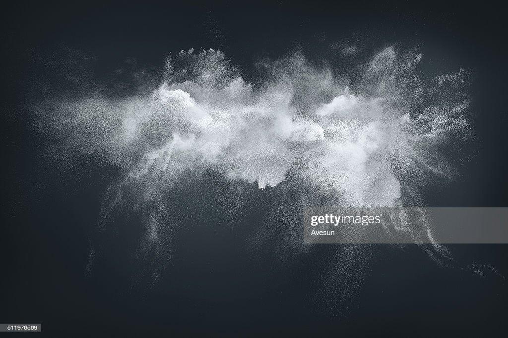 Risultati immagini per powder cloud