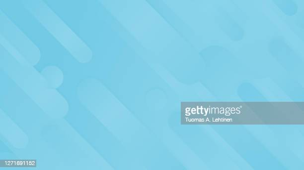 abstract design with turquoise diagonal geometric shapes. - light blue stock pictures, royalty-free photos & images