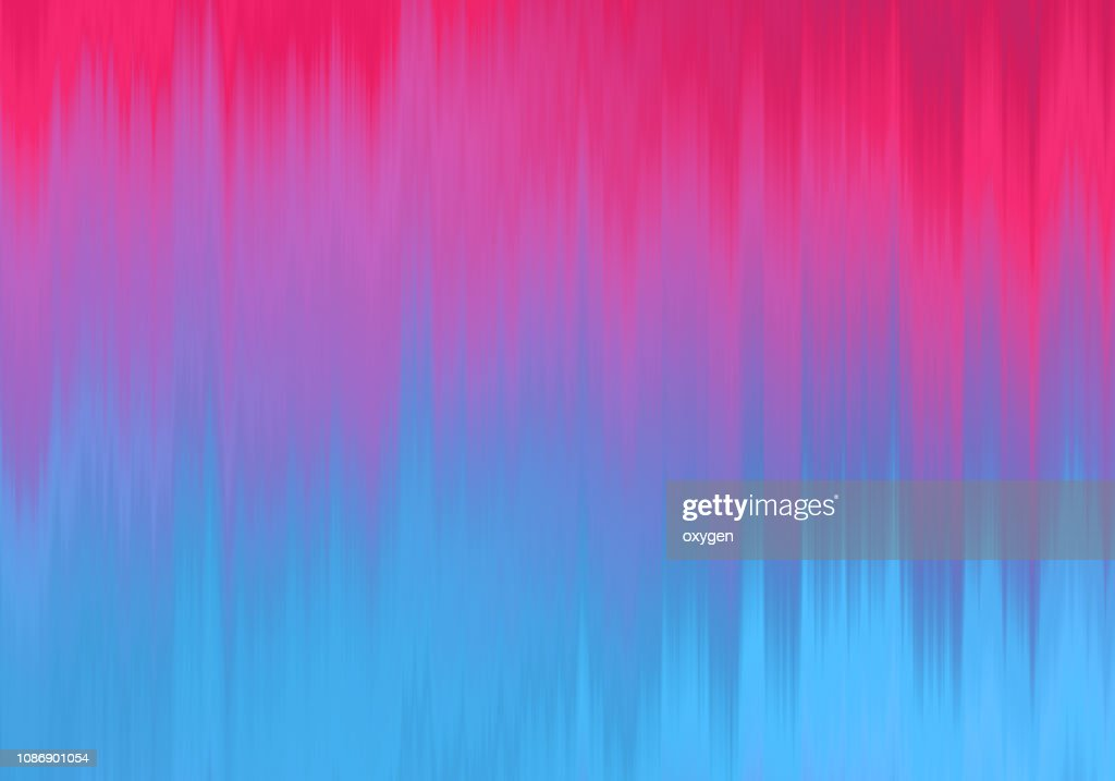 Abstract Digital Lines Glitch Damage Background : Stock Photo