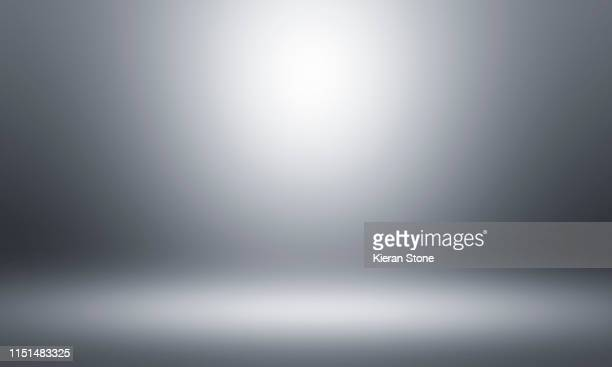 abstract digital studio background - leer stock-fotos und bilder