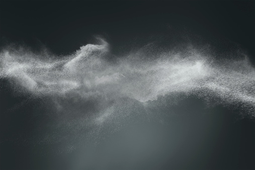 Abstract dust cloud design 454131209