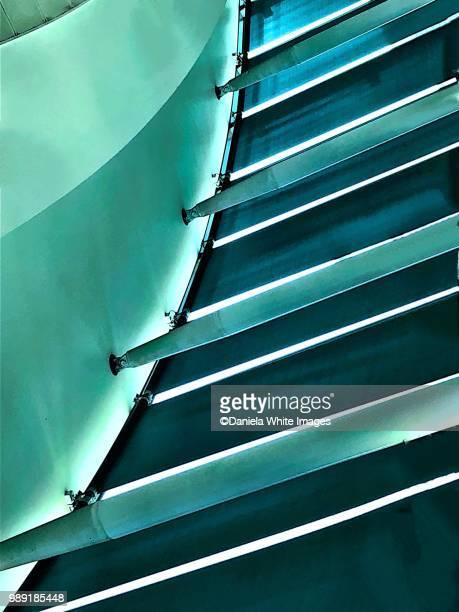 abstract from architectural details - bogen architektonisches detail stock-fotos und bilder