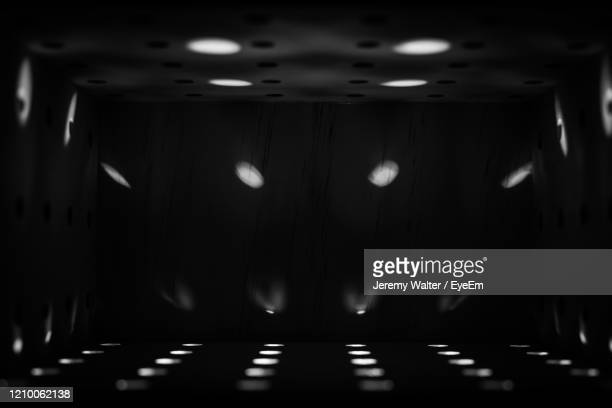 abstract geometric black and white background - eyeem jeremy walter stock pictures, royalty-free photos & images