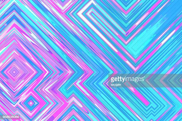 abstract geometric pattern background. - pop art stock pictures, royalty-free photos & images