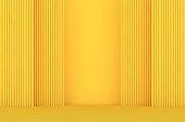 abstract geometry shape background podium minimalist
