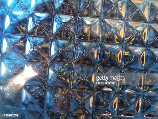 abstract glass background - facade stock pictures, royalty-free photos & images
