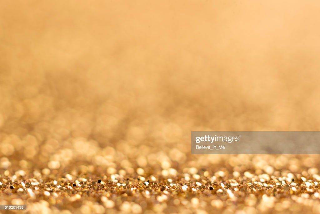 Abstract golden background. : Stock Photo