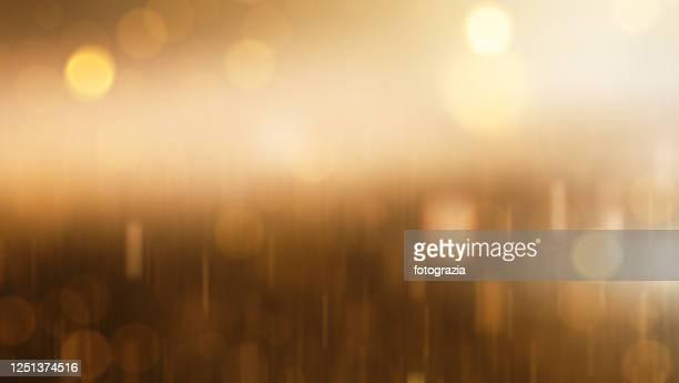 abstract golden gradient background - leggerezza foto e immagini stock