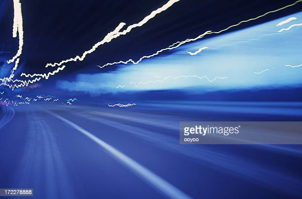 abstract highway - thruway stock pictures, royalty-free photos & images